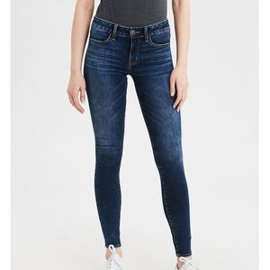 American Eagle 360 Super Stretch Jeggings Jeans